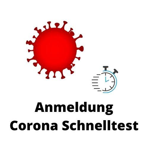 Anmeldung Corona Schnelltest Welzheim