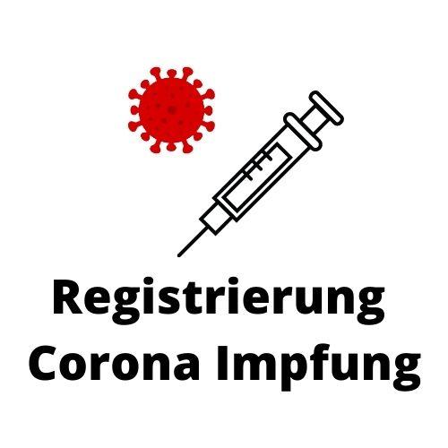 Registrierung zur Corona Impfung